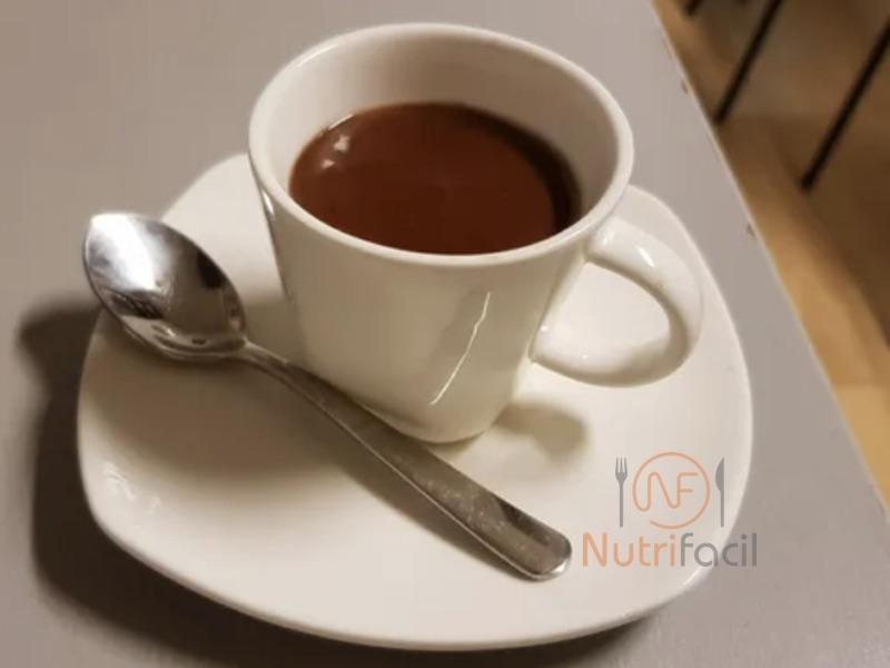 Chocolate a la taza chocofácil de nutrifácil