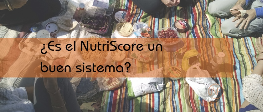 NutriScore como sistema de clasificación de alimentos