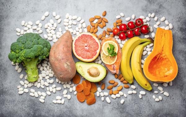 Alimentos que contienen más cantidad de potasio