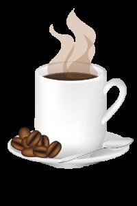 Café como estimulante para estudiantes y opositores