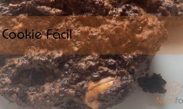 Cookies fáciles de avena y chocolate saludables