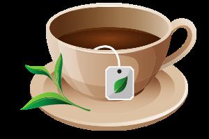 El té, un estimulante natural para dieta de opositores