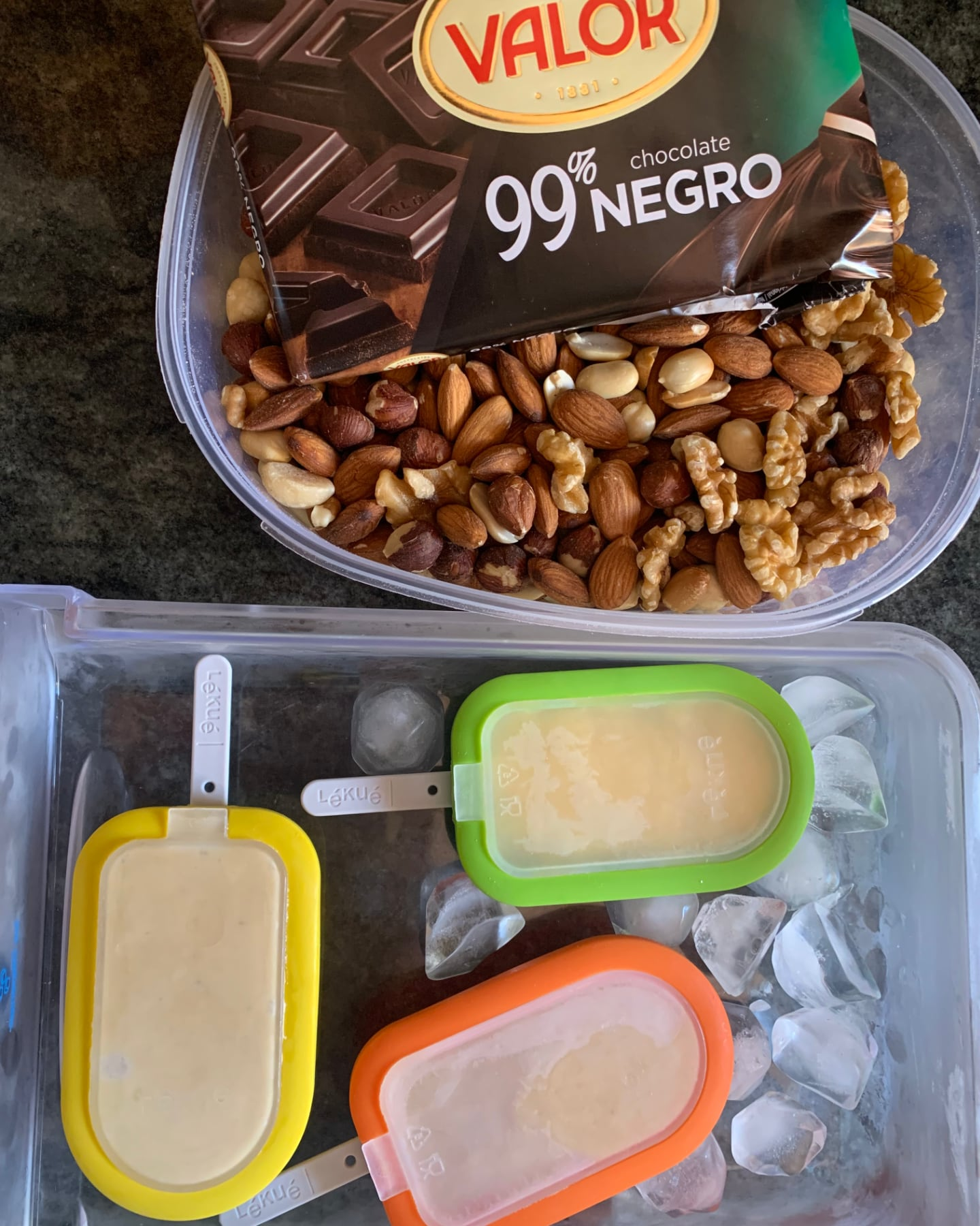 Cobertura de chocolate para FacilAdos