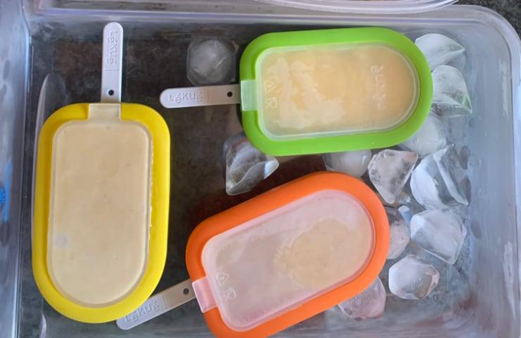 Moldes de helado para hacer FacilAdo
