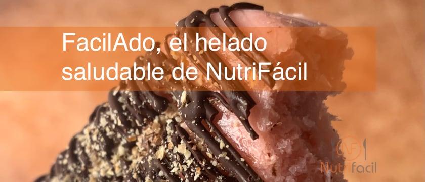 FacilAdo, el helado saludable de Nutrifácil